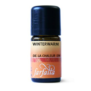 Farfalla Winterwarm, Essenzenmischung 5 ml